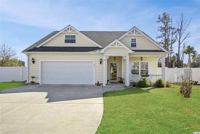 Conway Single Family Home Active-Pend. Cntgt. On Financi: 221 Maple Oak Dr.
