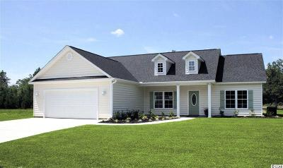 Loris Single Family Home For Sale: Tbd2 Highway 554