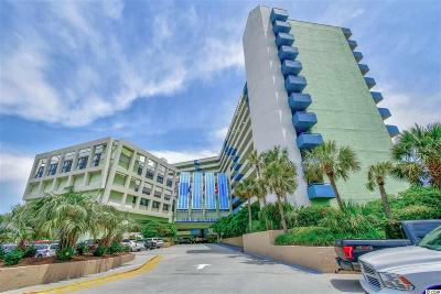 Myrtle Beach Condo/Townhouse For Sale: 1105 S Ocean Blvd. #216