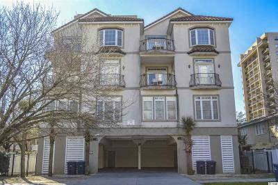 Georgetown County, Horry County Condo/Townhouse For Sale: 213 76th Ave. N #B