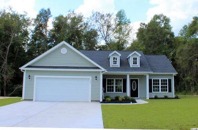 Loris Single Family Home For Sale: Tbd3 Highway 554