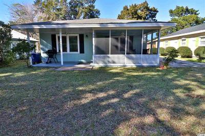 North Myrtle Beach Single Family Home For Sale: 4612 Woodland St.