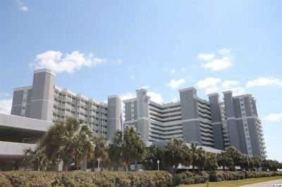 Myrtle Beach Condo/Townhouse Active Under Contract: 161 Seawatch Dr. #315