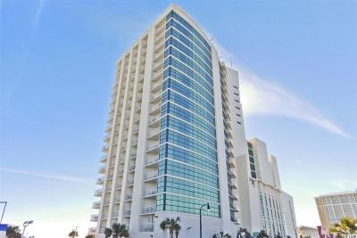Myrtle Beach Condo/Townhouse For Sale: 201 S Ocean Blvd. #309