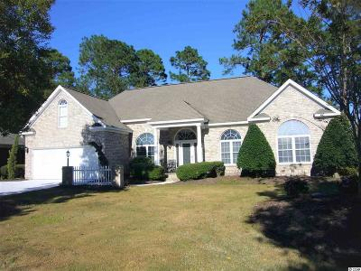 Myrtle Beach Single Family Home For Sale: 4229 Congressional Dr.