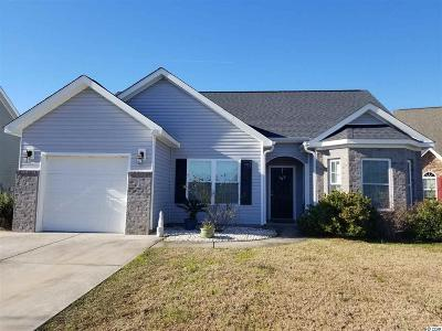 Myrtle Beach Single Family Home For Sale: 286 Seagrass Loop