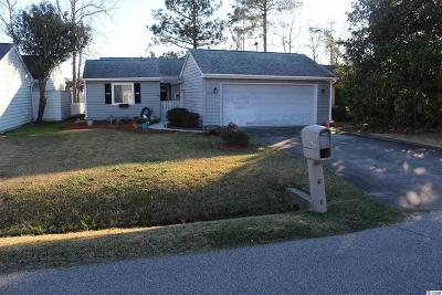Myrtle Beach Single Family Home For Sale: 709 Gleneagles Dr.