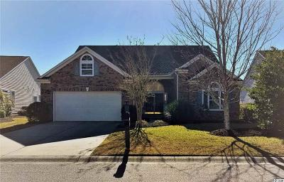 Murrells Inlet Single Family Home For Sale: 50 Long Creek Dr.