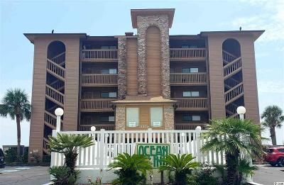 North Myrtle Beach Condo/Townhouse For Sale: 1305 S Ocean Blvd. #104