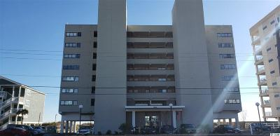 North Myrtle Beach Condo/Townhouse For Sale: 5806 N Ocean Blvd. #403