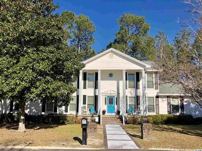 Myrtle Beach SC Single Family Home For Sale: $314,900