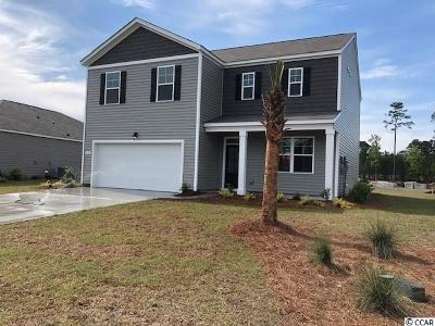 Myrtle Beach Single Family Home Active-Pend. Cntgt. On Financi: 2236 Harmony Dr.