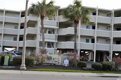 North Myrtle Beach Condo/Townhouse For Sale: 4315 S Ocean Blvd. #240