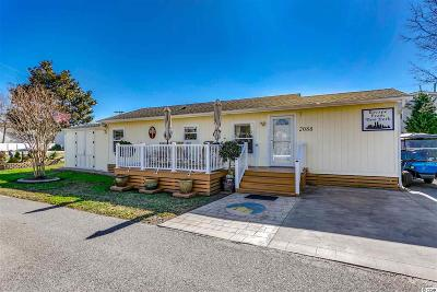 Surfside Beach Single Family Home For Sale: 2088 Morning Glory Ct.