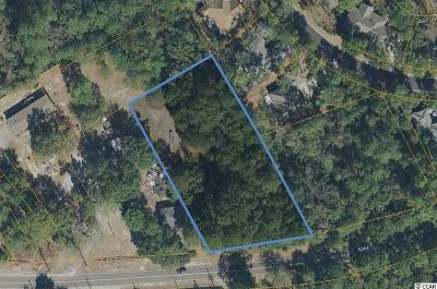 North Myrtle Beach Residential Lots & Land For Sale: Little River Neck Rd.