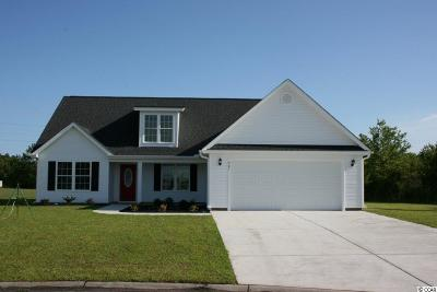 Loris Single Family Home For Sale: Tbd5 Highway 554
