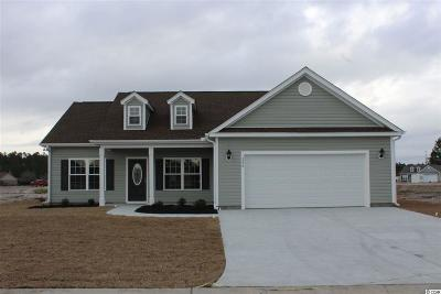 Loris Single Family Home For Sale: Tbd6 Highway 554