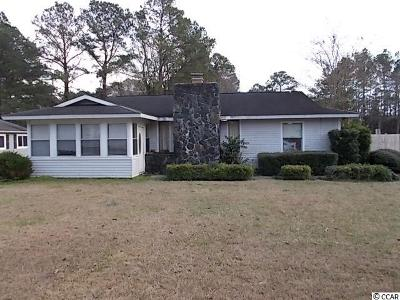 Myrtle Beach Single Family Home For Sale: 4673 Tarpon Bay Rd.