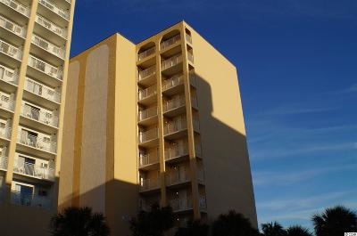Myrtle Beach Condo/Townhouse For Sale: 1207 S Ocean Blvd. #50613