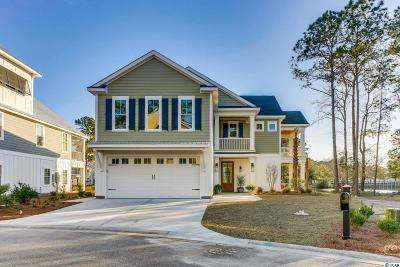 Pawleys Island Single Family Home For Sale: 37 Natures View Circle