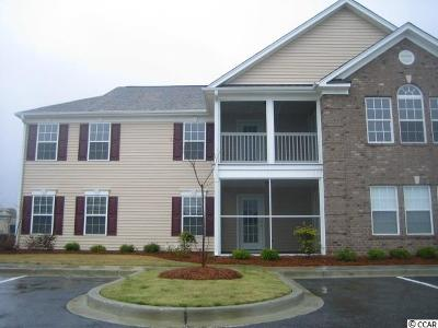 Georgetown County, Horry County Condo/Townhouse For Sale: 119 Veranda Way #E