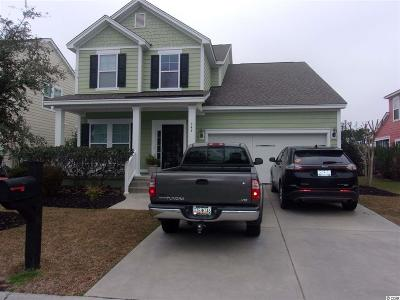 Murrells Inlet Single Family Home For Sale: 944 Refuge Way