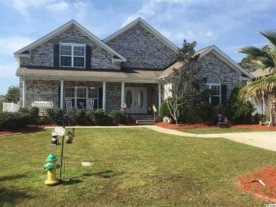 Myrtle Beach SC Single Family Home For Sale: $395,000