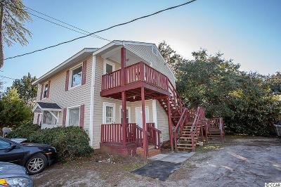 Myrtle Beach Multi Family Home For Sale: 711 3rd Ave. N