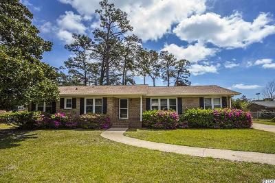 Myrtle Beach Single Family Home For Sale: 4408 Pine Lake Dr.