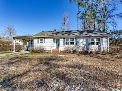 Conway Single Family Home For Sale: 212 Sherwood Dr.