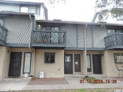 Myrtle Beach Condo/Townhouse For Sale: 504 30th Ave. N #Unit 3