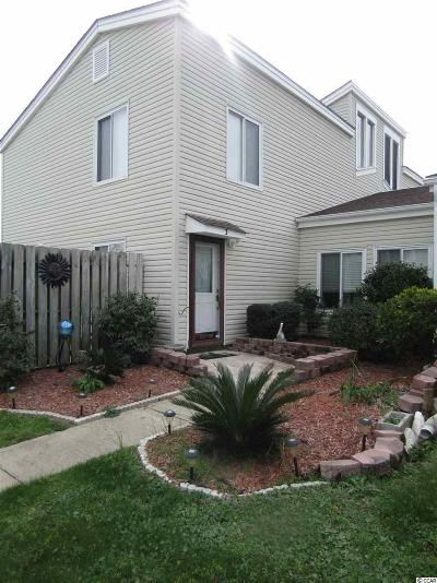 North Myrtle Beach Condo/Townhouse For Sale: 800 9th Ave. S #R-3