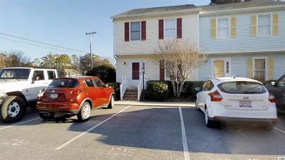 Myrtle Beach Condo/Townhouse For Sale: 2970 Old Bryan Dr. #B-6