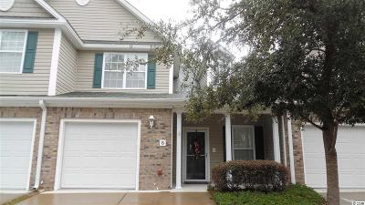 Murrells Inlet Condo/Townhouse For Sale: 759-B Painted Bunting Dr. #B