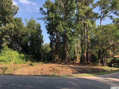 Georgetown County, Horry County Residential Lots & Land For Sale: 4901 Woodview Ln.