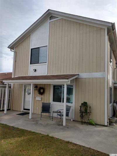 Surfside Beach Condo/Townhouse For Sale: 1411 Turkey Ridge Rd. #C