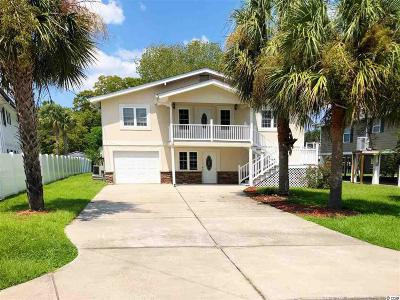 Myrtle Beach Single Family Home For Sale: 5890 Rosewood Dr.