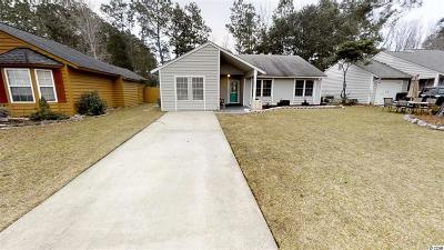 Murrells Inlet Single Family Home For Sale: 9726 Kings Grant Dr.