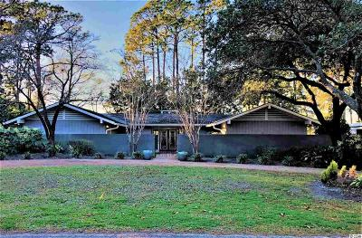 Myrtle Beach Single Family Home For Sale: 5619 Country Club Rd.