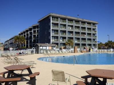 Myrtle Beach Condo/Townhouse For Sale: 5905 S Kings Hwy. #443-A