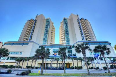 North Myrtle Beach Condo/Townhouse For Sale: 300 North Ocean Blvd. #1506