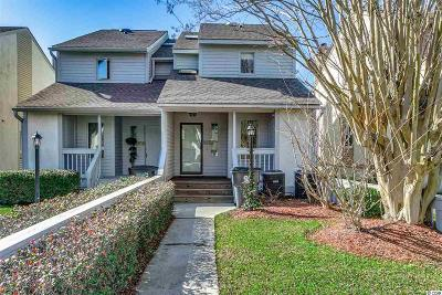Georgetown County, Horry County Condo/Townhouse For Sale: 4112 Fairway Lakes Dr. #BLDG