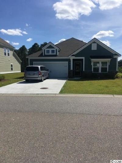Myrtle Beach Single Family Home For Sale: 154 Sago Palm Dr.