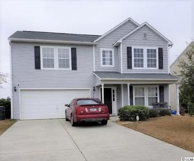 Myrtle Beach Single Family Home For Sale: 412 Palm Frond Dr.