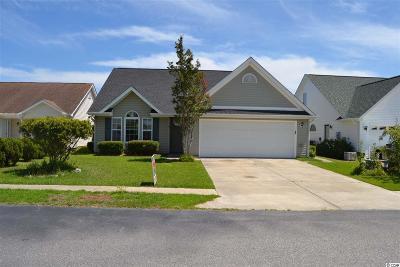 Surfside Beach Single Family Home For Sale: 493 Mallard Lake Circle