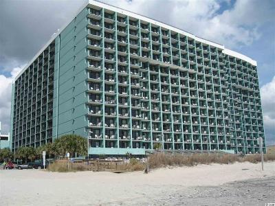 Myrtle Beach Condo/Townhouse For Sale: 1501 S Ocean Blvd. S #746