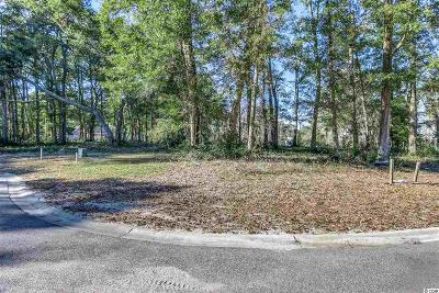 North Myrtle Beach Residential Lots & Land For Sale: Lot 80 Marsh Pt.