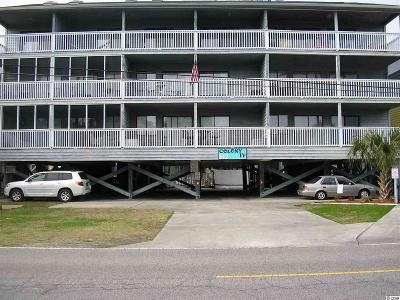 Surfside Beach Condo/Townhouse For Sale: 612 Ocean Blvd. N #202