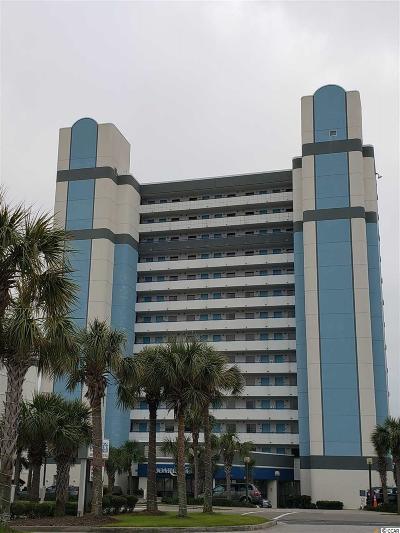 Myrtle Beach Condo/Townhouse For Sale: 2300 N Ocean Blvd. #132