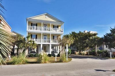 Garden City Beach Single Family Home Active Under Contract: 120 Crab Dr.